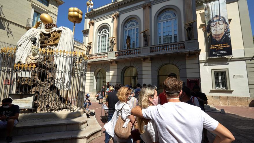 La Fundación Dalí prorroga la apertura de sus museos hasta el 4 de octubre
