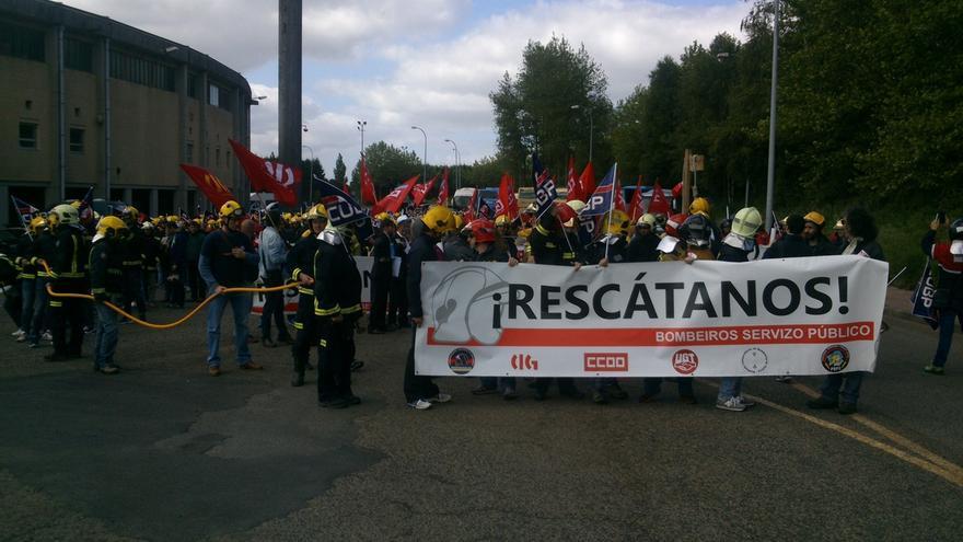 UPyD denuncia diferencias salariales de hasta 400 euros entre los bomberos, según el municipio donde trabajen