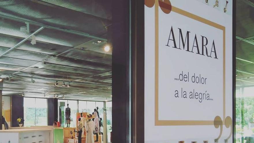 La exposición del proyecto Amara en el Museo del Traje de Madrid
