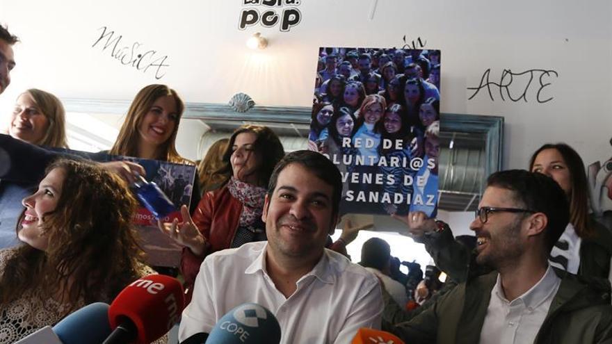 El grupo joven de apoyo a Susana Díaz supera los 2.300 participantes