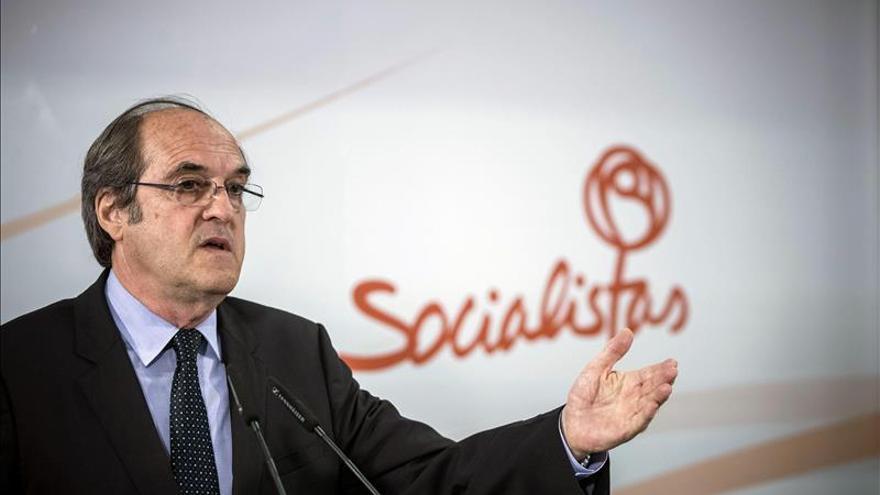 """Gabilondo se unirá """"sin excepciones"""" a los que procuren un cambio en Madrid"""