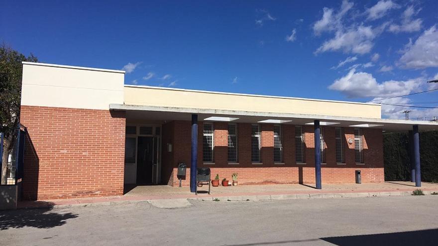 Centro de salud en San Ginés