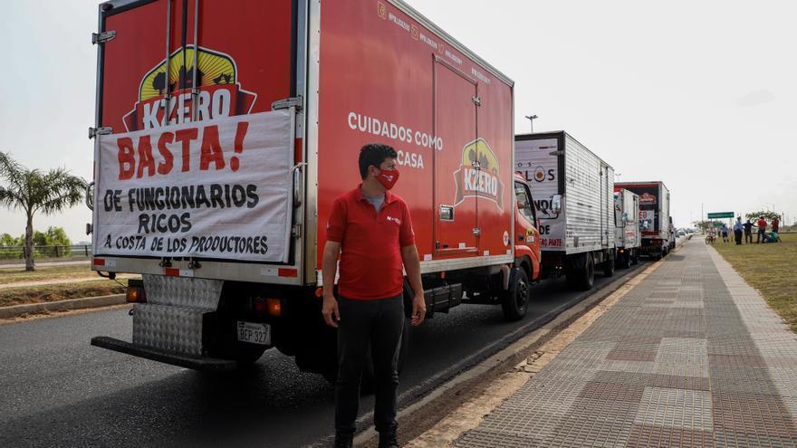 Empresarios y productores paraguayos exigen mayor castigo al contrabando
