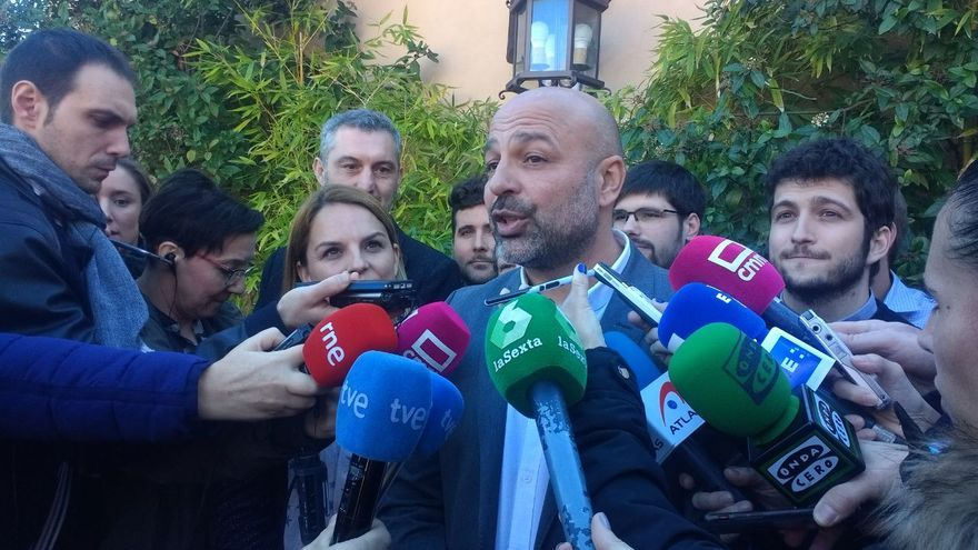 Reunión secretarios autonómicos de Podemos en Toledo