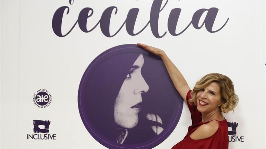 Ana Belén, Miguel Ríos y Amaral homenajearán a la cantante Cecilia