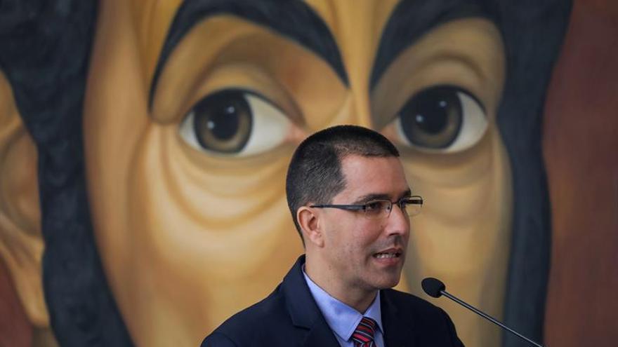 """Venezuela pide cesar las """"agresiones"""" contra sus instituciones por el caso Guevara"""