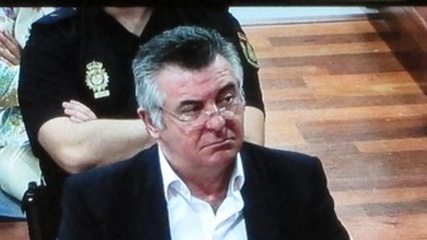 El Principal Acusado En El Juicio Del Caso 'Malaya', Juan Antonio Roca