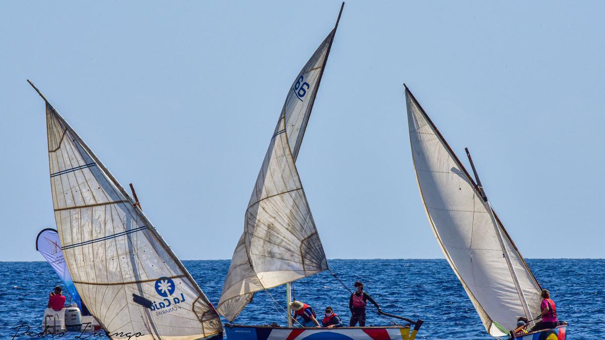 Imagen de archivo de una regata. PREDO LUENGO