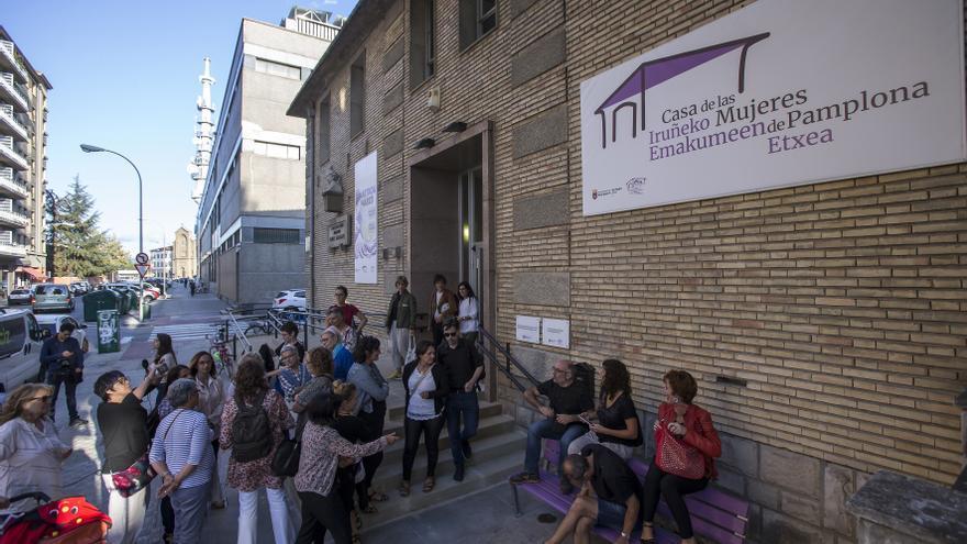 Casa de las mujeres de Pamplona