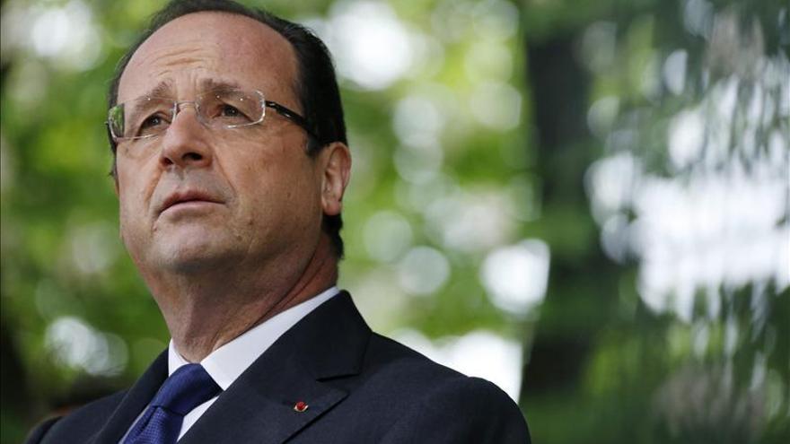 Francia culpa de su recesión a la situación en la zona euro y quiere cambios