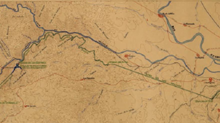 Esposición 'Andalucía, la imagen cartográfica'.