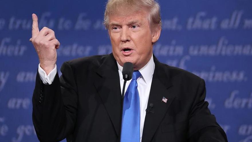 """Trump: Mike Pence logró una """"victoria decisiva"""" en el debate vicepresidencial"""