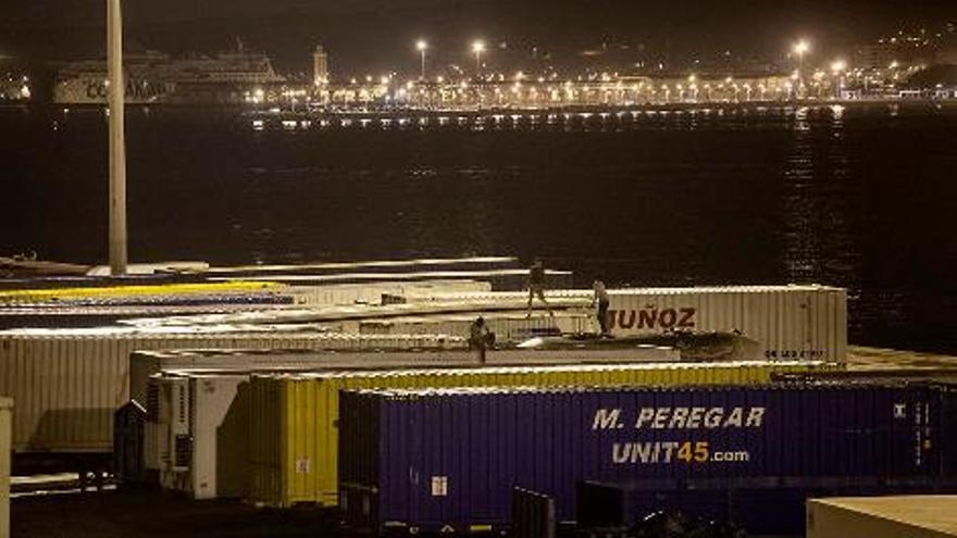 El puerto, además de hogar, es también centro de operaciones y de conspiraciones. //FOTO: Robert Bonet