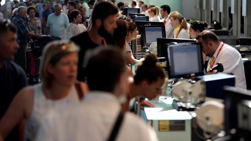 La CE recuerda que España debe hacer cumplir los derechos de los pasajeros en el caso Vueling