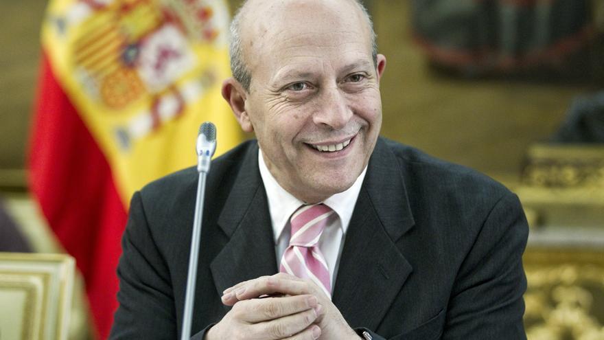 Nacionalistas y PSOE pedirán hoy explicaciones a Wert sobre reforma educativa