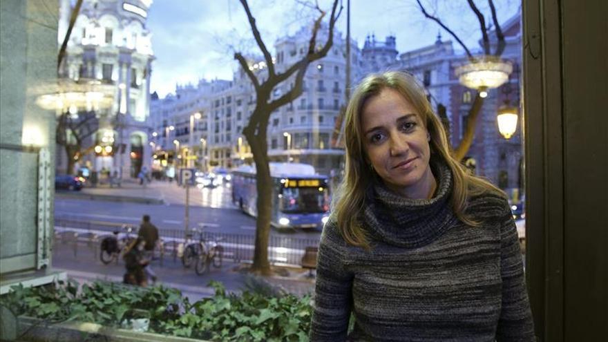 Tania Sánchez no irá a Podemos pero aboga por un proyecto conjunto de cambio