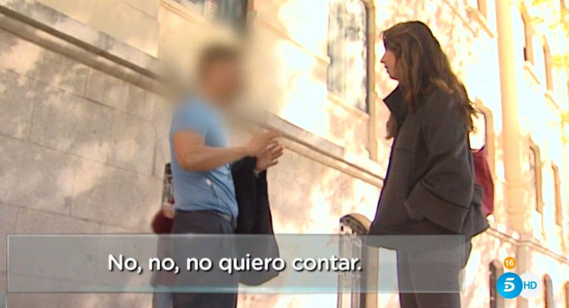 El timador del infarto, entrevistado por El programa de Ana Rosa | TELECINCO