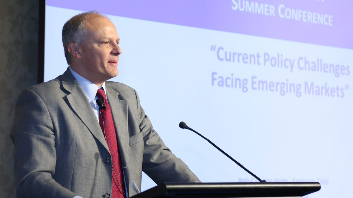 Alejandro Werner, Director del FMI