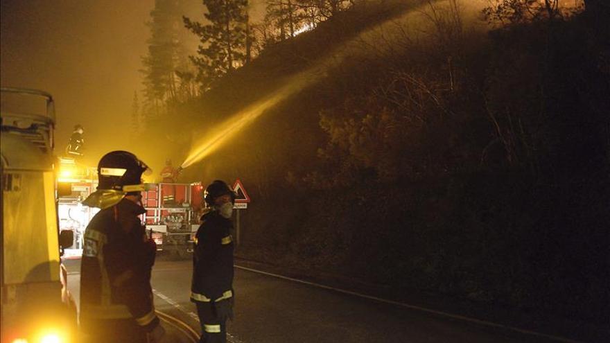 Ingenieros forestales ven una posible mano negra detrás de la ola de incendios