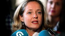 """Calviño dice que el Gobierno hace """"todo lo posible"""" para cumplir el déficit"""