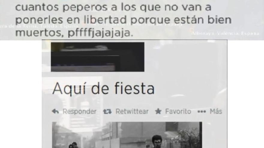 Un detenido en Navarra en la operación 'Araña 2', con más de 20 acusados de enaltecer el terrorismo en la red