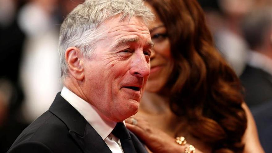 Cannes homenajea a Robert de Niro por construir el festival con su cine
