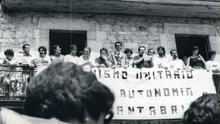 El nacimiento de una región: los orígenes de la autonomía de Cantabria
