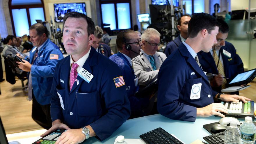 Wall Street acelera su avance hasta el 0,95 por ciento tras las palabras de Bernanke