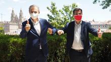 Zapatero, en Galicia para apoyar a Caballero el 12J
