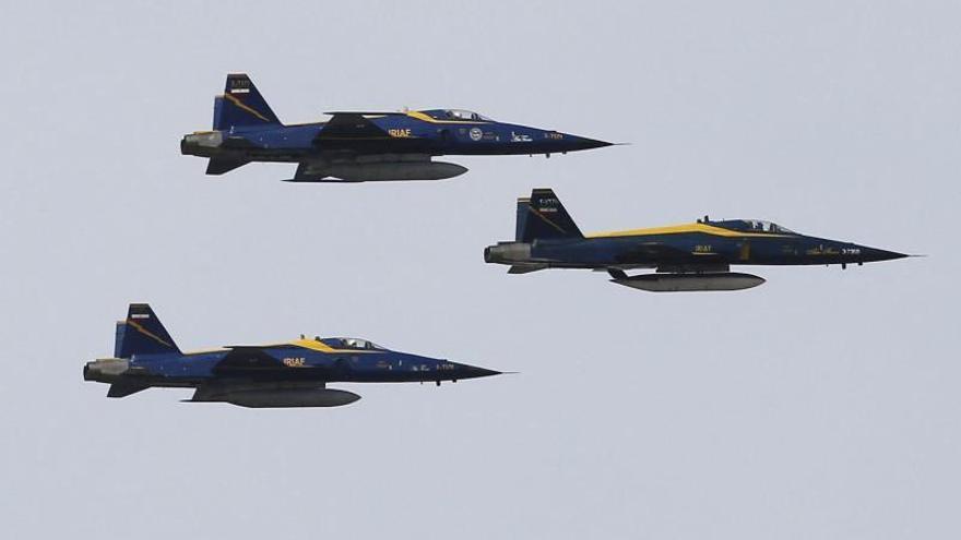 Resultado de imagen para La Fuerza Aérea iraní asegura que está preparada para eliminar a Israel
