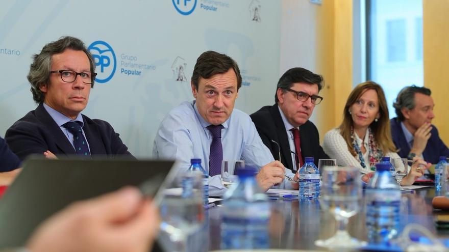 El PP pide en el Congreso que el CGPJ vigile e investigue a los jueces que juzgan sus casos Gürtel y Bárcenas