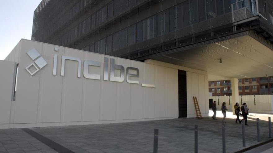 Vista del Instituto Nacional de Ciberseguridad (INCIBE), en León.
