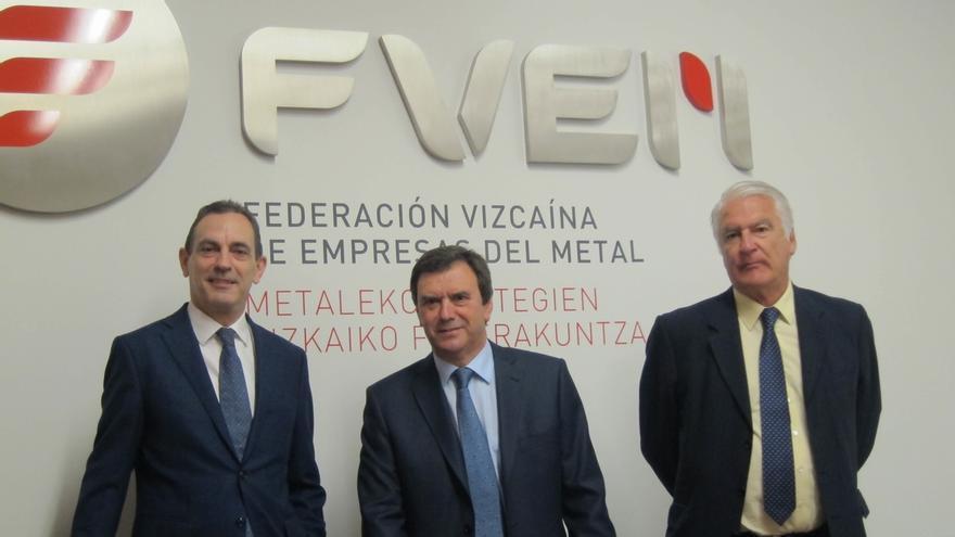 """El Metal vizcaíno confía en mantener cifras """"similares"""" a 2016, con un crecimiento inferior al 2% y 800 nuevos puestos"""