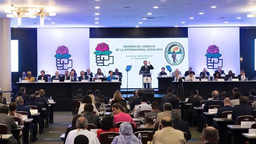 La Internacional Socialista expulsa de sus filas al FSLN por la crisis en Nicaragua