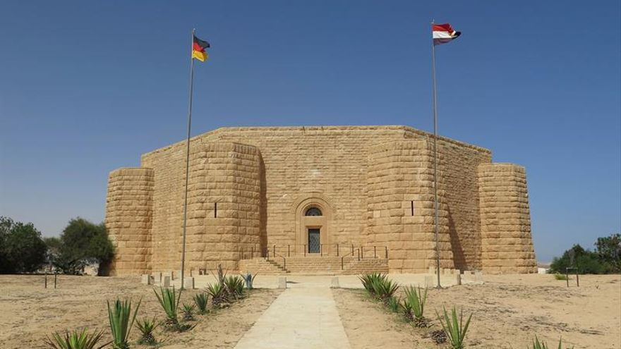 75 años después, los restos de la batalla de El Alamein yacen en el desierto