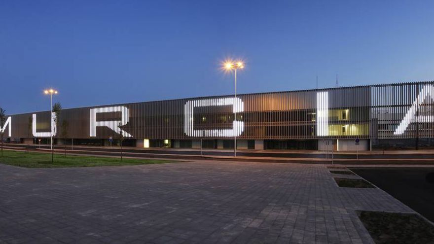 Aeropuerto de Corvera, en Murcia / FOTO: AIRM