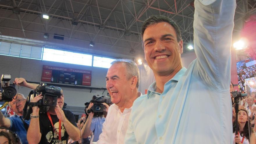 Pedro Sánchez (PSOE) recuerda en que no le temblará el pulso para echar a corruptos del partido