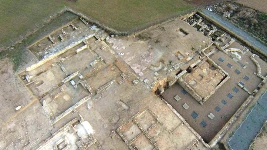 Yacimiento de Los Cercos, antigua ciudad romana de Contributa Iulia de Medina de las Torres