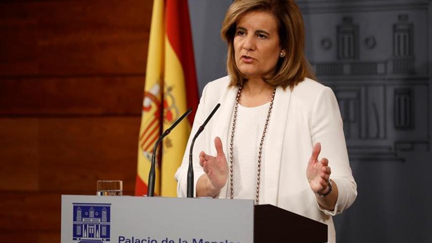 """Báñez respeta las movilizaciones de los sindicatos, a las que """"se responderá con diálogo"""""""