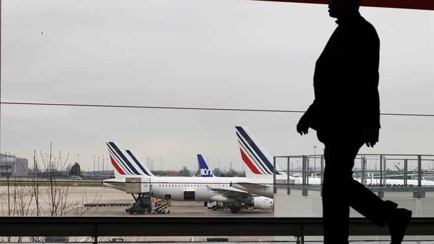 La dirección de Air France propone un acuerdo para acabar con las huelgas