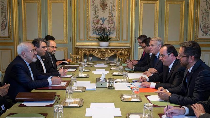 Francia e Irán apuestan por estrechar su relación y el rol en las crisis regionales