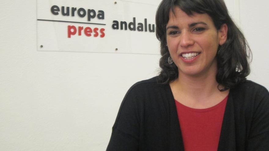 Rodríguez (Podemos) apoyará la creación de una comisión de investigación sobre el fraude en las ayudas a la formación