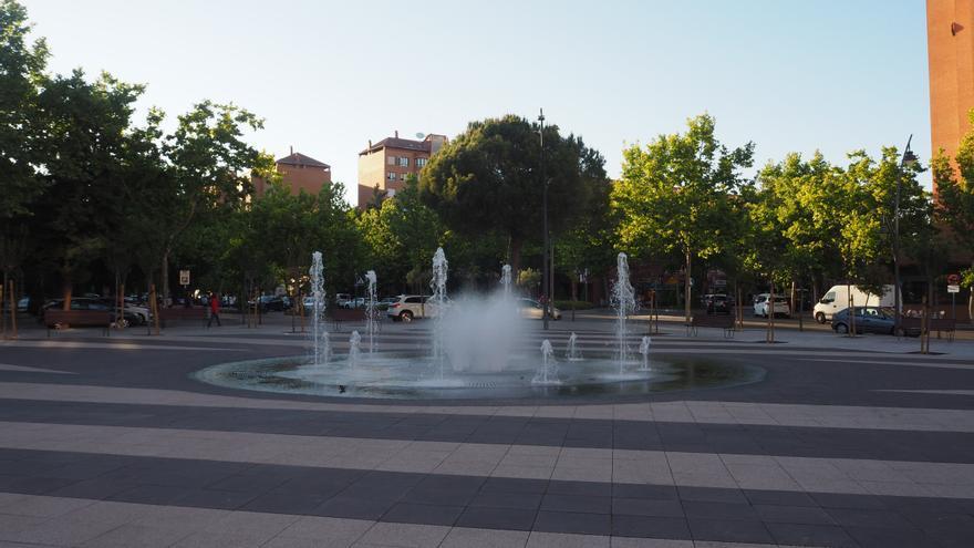 La nueva plaza de Antonio Gala, sin gradas