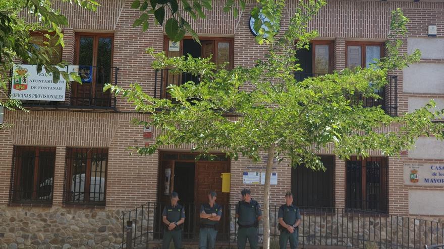 Libertad provisional para los detenidos en Fontanar, a quienes se les imputan presuntos delitos de corrupción
