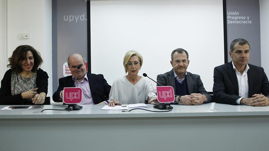 UPyD lleva esta semana al Congreso su propuesta de quitar de golpe el aforamiento a parlamentarios y ministros