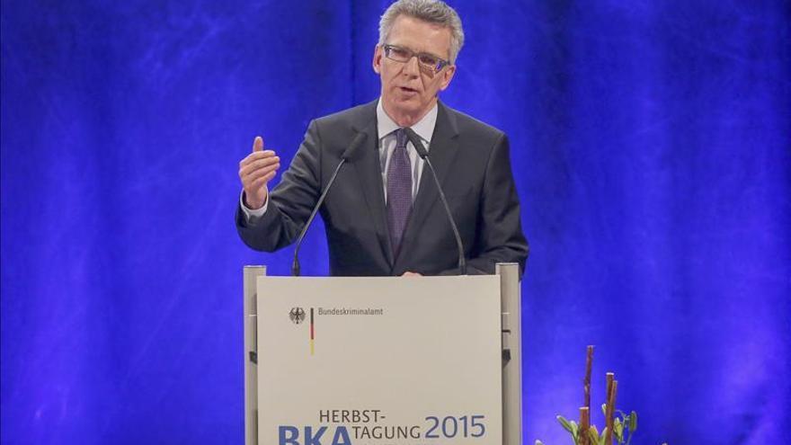 Alemania mantiene su nivel de alerta terrorista pese a la alarma en Bruselas