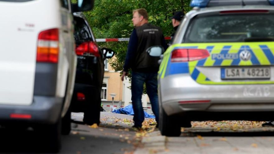 La Fiscalía asume la investigación del ataque con dos muertos en Halle (Alemania)