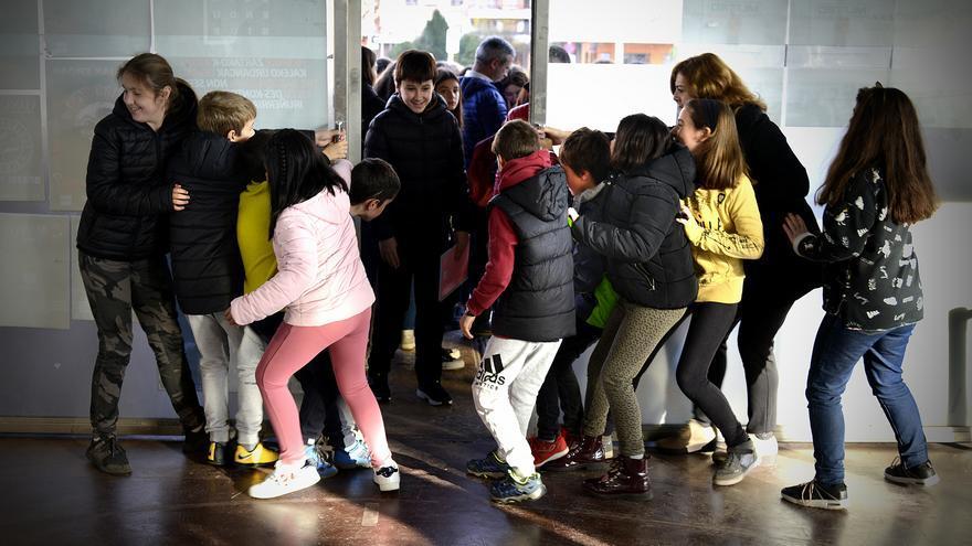 Apertura de puertas de la Durango Azoka 2018