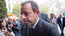 La Fiscalía pide once años de cárcel y 59 millones de multa para Sandro Rosell