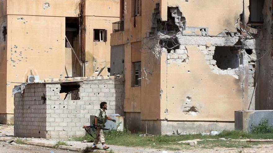 Ganfuda, la Alepo libia, cuenta las horas para una nueva tragedia humanitaria